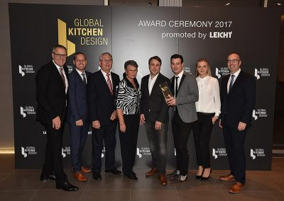 Global Kitchen Design Award 2017