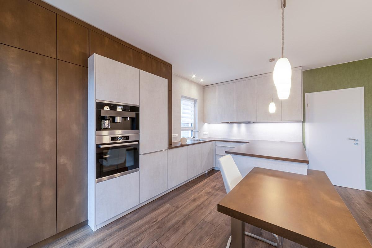 Küche in Hartmannsdorf