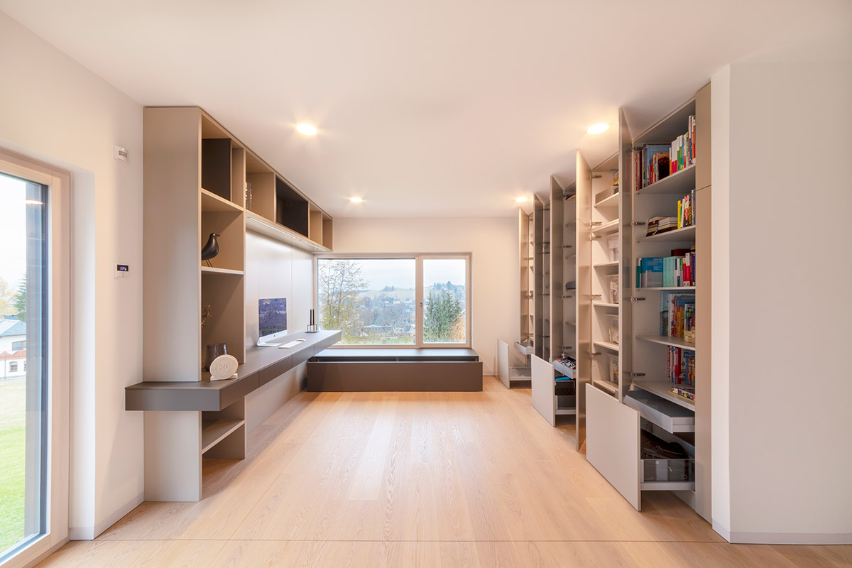 Büroeinrichtung Le Corbusier