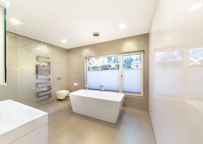Badezimmer postmodern