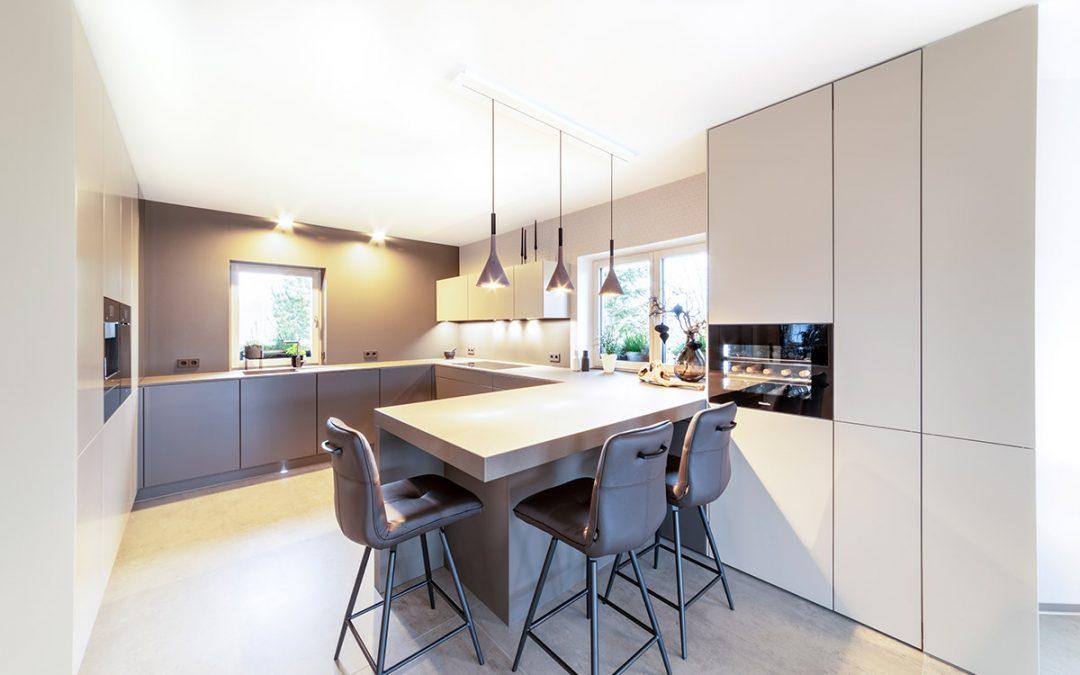 LEICHT® Küche 'Le Corbusier'