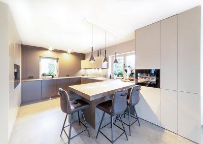Küche Le Corbusier